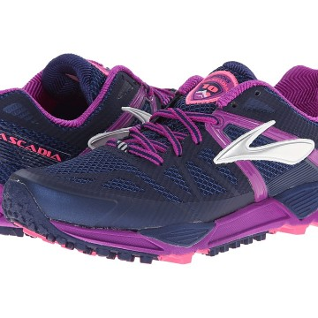 Women's Brooks Cascadia 10
