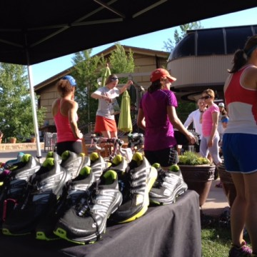 Salomon Trail Running Demo