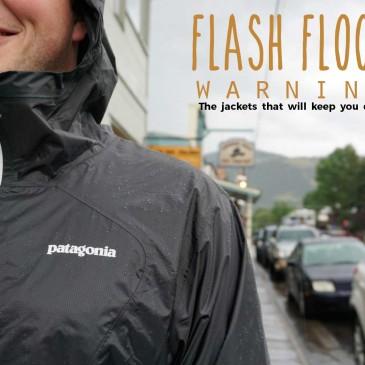 Buyers Guide: Rain Jackets