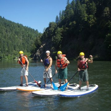 4 Great Places to Stand-Up Paddleboard in Jackson this Summer